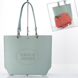 David Jones női táska (shopper) 6223-1 zöld